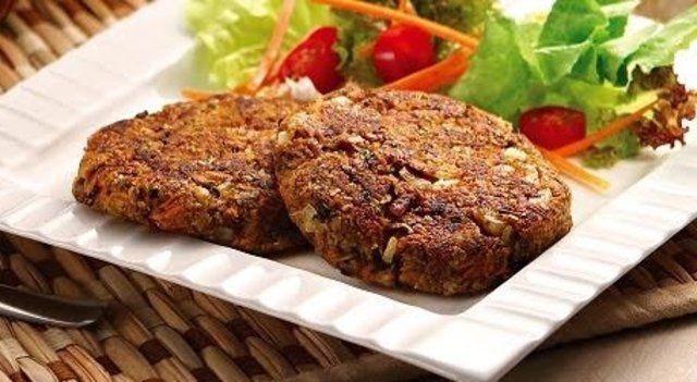 Hambúrguer Funcional de Sardinha