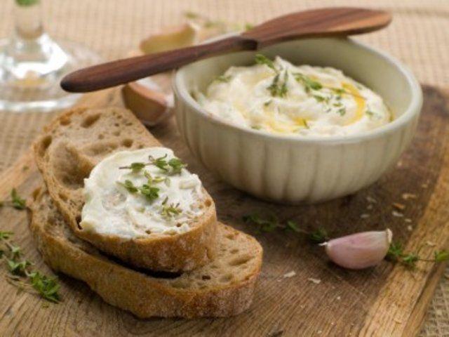 Patê de queijo