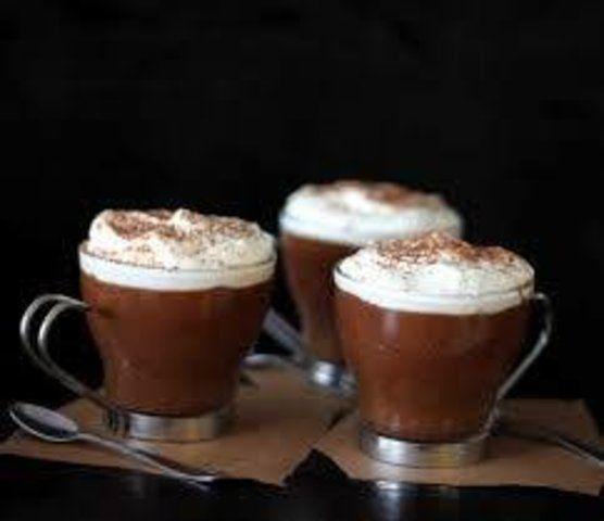 Cappuccino de brigadeiro