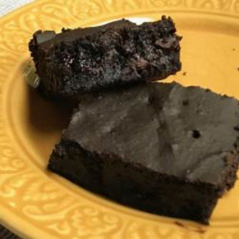 Brownie vegano sem farinha de trigo