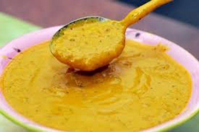 Molho de mostarda para salada