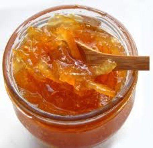 Doce de Casca de Marmelada
