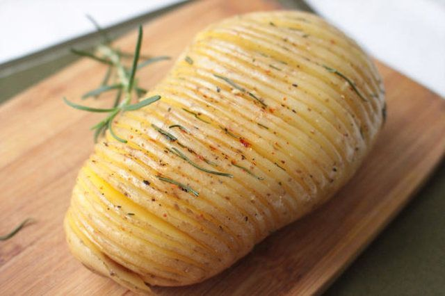 Batata laminada